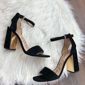 Sam Edelman Synthia Block Heel Sandals